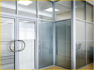 Перегородка для планирования офисных кабинетов