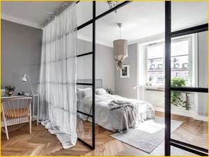 Перегородка в стиле лофт для квартиры
